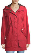 Hunter Organic Cotton Waterproof Hooded Coat