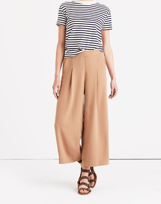 Madewell Caldwell Crop Trousers