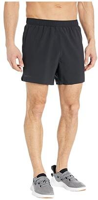 Craft ADV Essence 5 Stretch Shorts (Black) Men's Shorts
