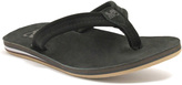 Lamo Black Sunriver Leather Flip-Flop - Women