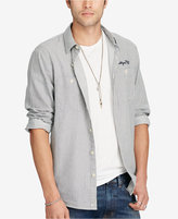 Denim & Supply Ralph Lauren Men's Embroidered Cotton Workshirt