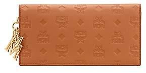 MCM Women's Klara Monogram Bi-Fold Wallet