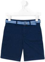Ralph Lauren belted shorts