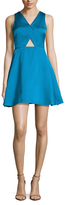 Zac Posen Chantal Flared Dress