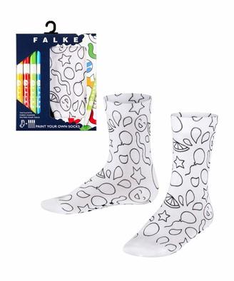 Falke Girl's Paint Set Calf Socks