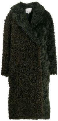 3.1 Phillip Lim Faux Shearling Coat