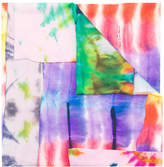 Pierre Louis Mascia Pierre-Louis Mascia gradient print scarf