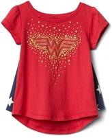 Gap babyGap | Wonder Woman graphic cape tee