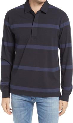 Madewell Men's Stripe Rugby Shirt