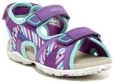 Geox Roxanne Open Toe Sandal (Little Kid & Big Kid)