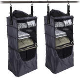 "Collapsible Shelving Luggage Inserts (Set of 2) ""Riser"""