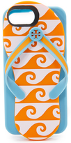 Tory Burch Silicon Flip Flip iPhone 7 Case