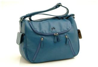 Gr8x Calypso Satchel Baby Bag Moonbeam Turquoise