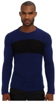 CNC Costume National Mixed Knit Crewneck Sweater