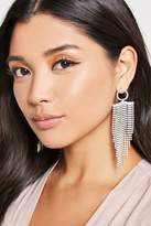 Forever 21 Chainmail Duster Earrings