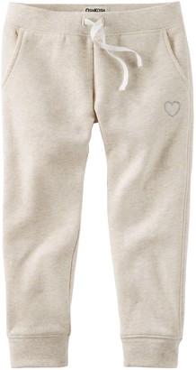 Osh Kosh OshKosh Toddler Girls' Fleece Jogger Pants