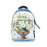 Dolce & Gabbana Dolce & GabbanaFloral Majolica Backpack