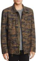 AG Jeans Jameson Camouflage Field Jacket