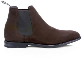 Church's Prenton Suede Chelsea Boots