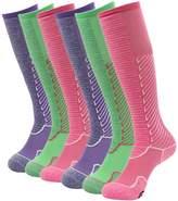 Athletic Socks Baseball, Gmark Men's High Quality HeatGear Crew Socks (Pack of Three Pairs)