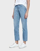 Won Hundred Pearl Jeans in Chlorine Blue