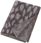 Thumbnail for your product : Luxe - Purple Leopard Throw - 130x170cm