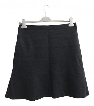 Gerard Darel Anthracite Wool Skirts