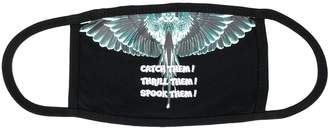Marcelo Burlon County of Milan catch them wings mask