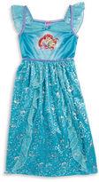 AME Sleepwear Girls Little Mermaid Nightgown