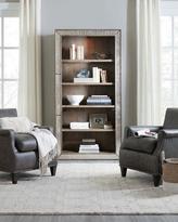 Hooker Furniture Nathan Eglomise Bookcase