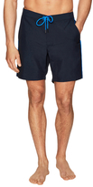 Marc by Marc Jacobs Striped Detail Swim Trunks