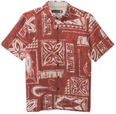 Quiksilver Waterman's Ilio Point Short Sleeve Shirt 8120703