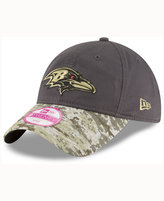 New Era Women's Baltimore Ravens Salute To Service 9TWENTY Cap