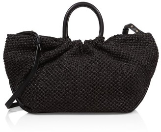 DeMellier Los Angeles Crochet Tote
