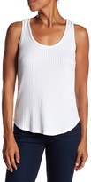 Velvet by Graham & Spencer Thermal Knit Tank