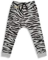 Kenzo Toddler's, Little Boy's & Boy's Zebra Jogger Pants