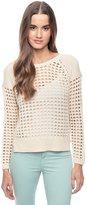 Ella Moss Sandy Cross Stitch Pullover