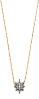 Madewell Pave Starburst Necklace