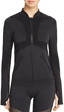 Blanc Noir Super Seamless Jacket