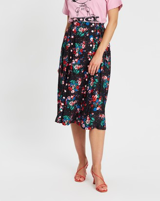 Marc Jacobs The Button-Up Skirt
