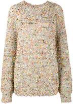 Chloé knitted long sleeve jumper