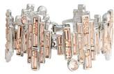 Oscar de la Renta Women's Wide Line Bracelet