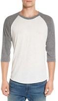Alternative Men's Colorblock Baseball T-Shirt
