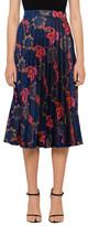 Karen Walker Songbird Pleated Skirt