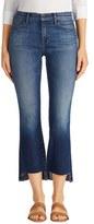 J Brand Women's Selena Step Hem Crop Jeans