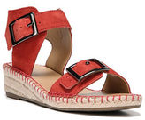 Franco Sarto Latin Nubuck Sandals