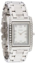 Fendi Diamond Bezel Watch
