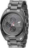 Round Sport Chronograph Bracelet Watch