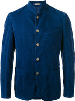 Massimo Alba fitted sport jacket - men - Cotton - 46