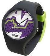 Breo Unisex Classic Zap Black Watch BTICLCZ7